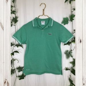 Vintage Lacoste Green Shirt!